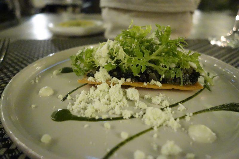 Aleria restaurant - Mixed Green Pie