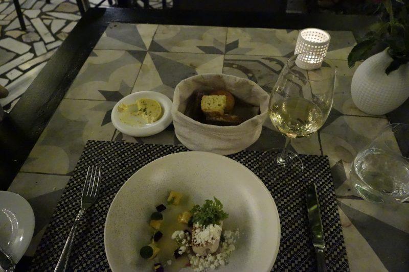 Aleria restaurant - Fresh Cod