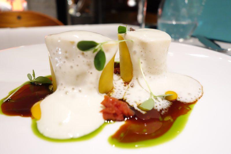 Εστιατόριο Sense at Athens Was Αθήνα Ελλάδα Από το μενού κόκορας παστιτσάδα